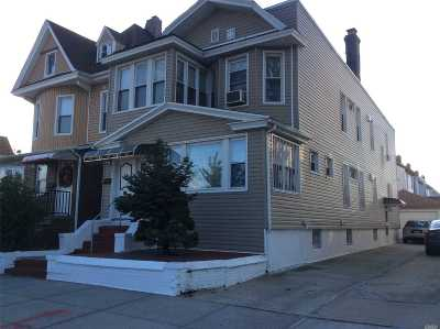 Woodhaven Multi Family Home For Sale: 91-18 Woodhaven Blvd