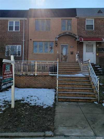Kew Garden Hills Single Family Home For Sale: 147-52 78 Ave