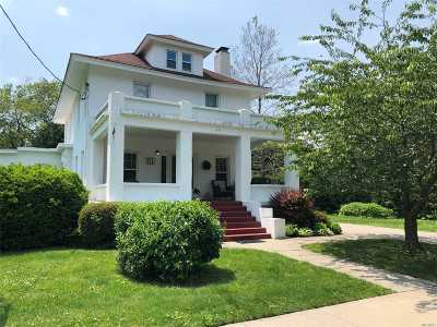 Rockville Centre Single Family Home For Sale: 100 Lakeview Ave