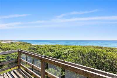 Montauk Single Family Home For Sale: 84 Seaside Ave
