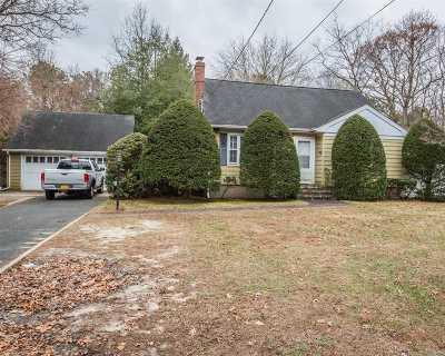 Bohemia Single Family Home For Sale: 1210 Church St