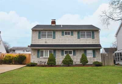 Levittown Single Family Home For Sale: 53 Shotgun Ln