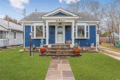 Greenport Single Family Home For Sale: 207aka720 Knapp Pl