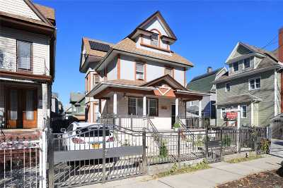 Richmond Hill Single Family Home For Sale: 104-59 90th Ave