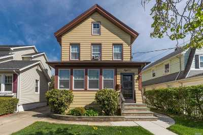 Rockville Centre Single Family Home For Sale: 18 Ormond St
