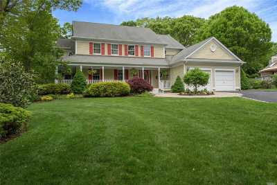 Smithtown Single Family Home For Sale: 3 White Pine Ct