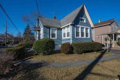 Wantagh Single Family Home For Sale: 1712 Cornelius Ave