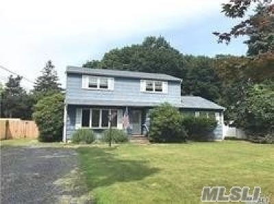 Center Moriches Rental For Rent: 180 Belleview Ave
