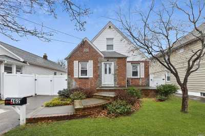 Franklin Square Single Family Home For Sale: 162 Monroe St