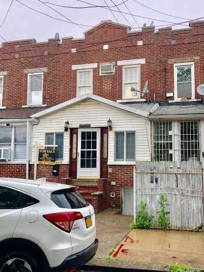Ozone Park Single Family Home For Sale: 80-05 95 Ave
