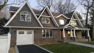 Wantagh Single Family Home For Sale: 1555 Argyle Rd