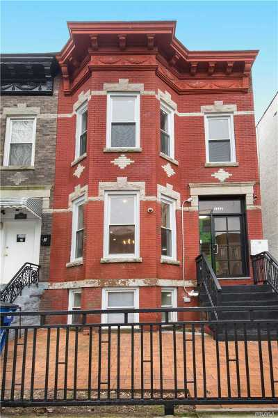 Brooklyn Multi Family Home For Sale: 1332 Prospect Pl