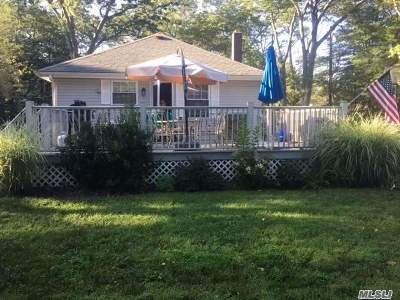 Sound Beach Single Family Home For Sale: 12 Bellport