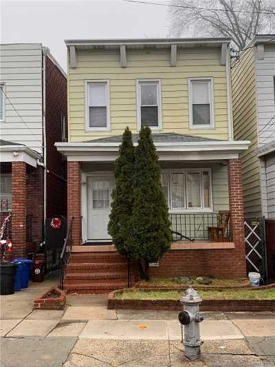 Woodhaven Single Family Home For Sale: 85-31 90th St