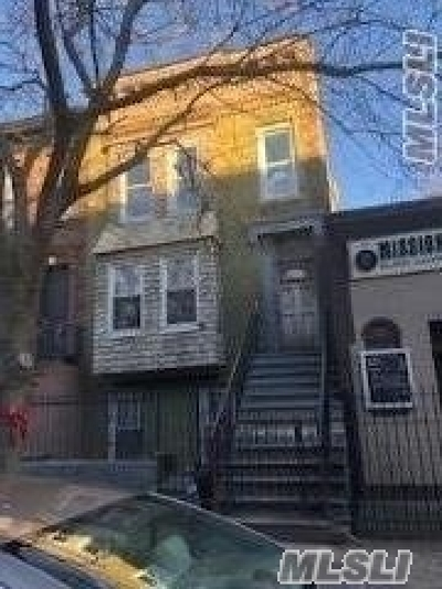Brooklyn Multi Family Home For Sale: 795 Hancock St