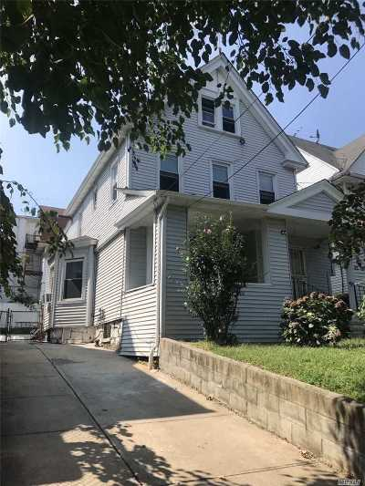 Flushing Single Family Home For Sale: 43-60 Murray St