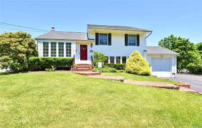Kings Park Single Family Home For Sale: 27 S Bruce Ln
