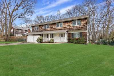 Setauket Single Family Home For Sale: 8 Tobi Ln