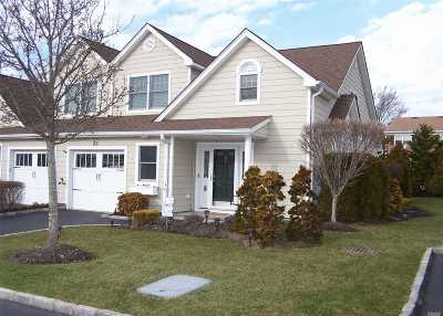 Sayville Condo/Townhouse For Sale: 21 Coral Ln