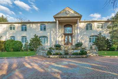 Dix Hills Single Family Home For Sale: 5 Black Oak Ct