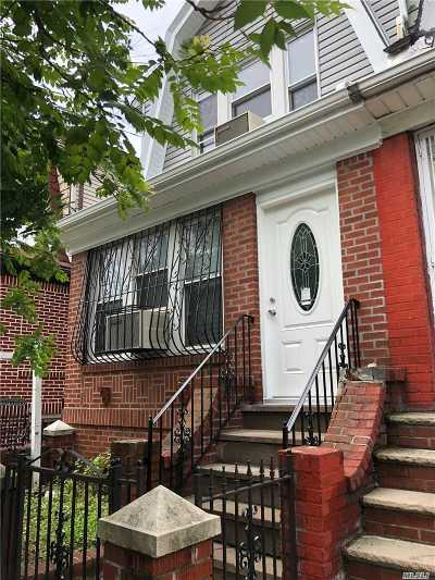 Brooklyn Single Family Home For Sale: 946 Schenectady Ave