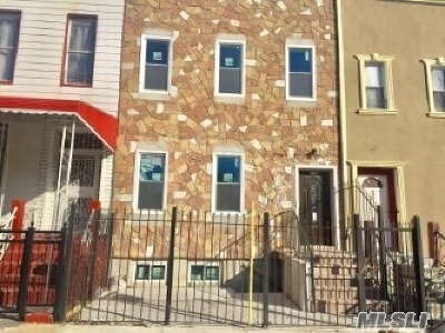 Brooklyn Multi Family Home For Sale: 575 Evergreen Ave