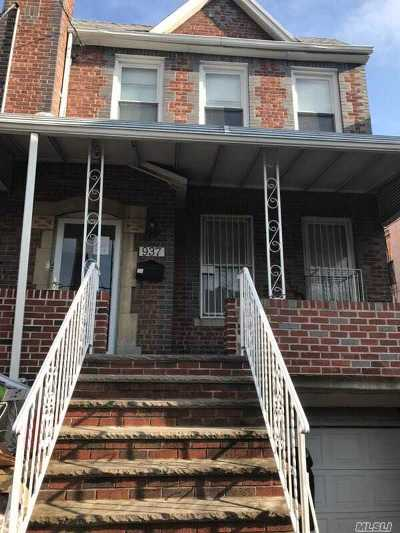 Brooklyn Multi Family Home For Sale: 937 E 29 St