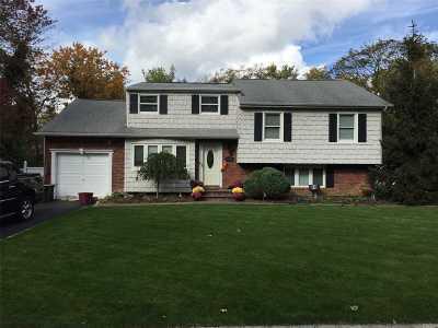 N. Babylon Single Family Home For Sale: 1379 August Rd