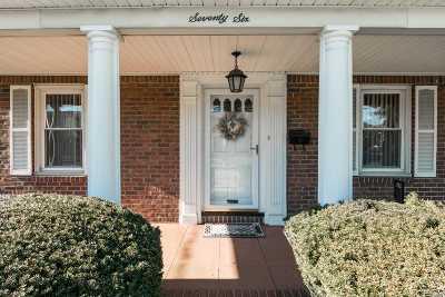 Rockville Centre Single Family Home For Sale: 76 N Oceanside Rd