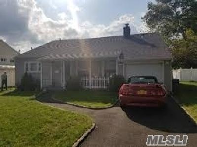 N. Bellmore Single Family Home For Sale: 1102 Laux Pl