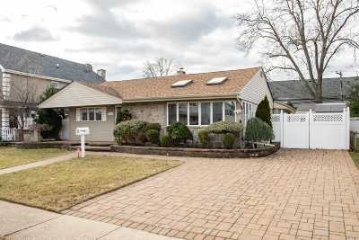 Bethpage Single Family Home For Sale: 26 Seitz Dr