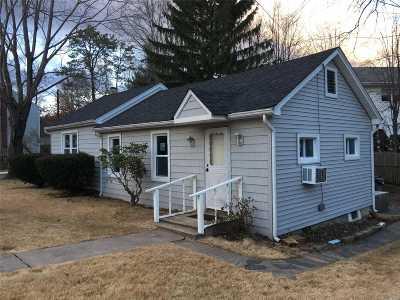Nesconset Single Family Home For Sale: 3 Knollcrest Rd