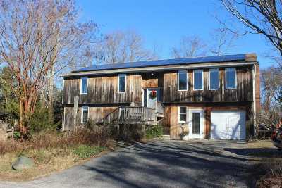 Southampton Single Family Home For Sale: 24 Shore Rd