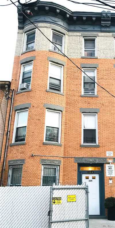 Brooklyn Multi Family Home For Sale: 224 Sunnyside Ave