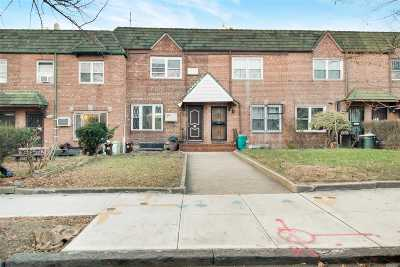 Ridgewood Single Family Home For Sale: 17-13 Hart St