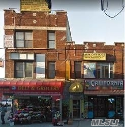 Jackson Heights Commercial Lease For Lease: 76-01 Roosevelt Ave