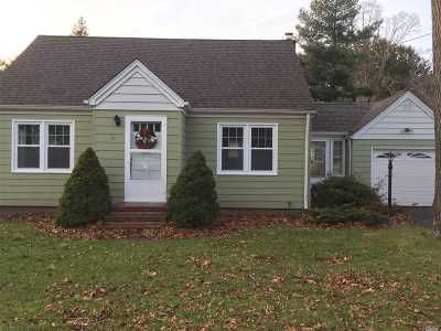 Huntington Rental For Rent: 155 Maplewood Rd