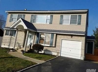 Lindenhurst Single Family Home For Sale: 310 33rd St