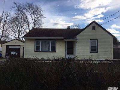 Lindenhurst Single Family Home For Sale: 120 Birs Ave