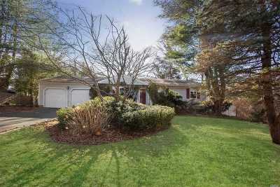 Hauppauge Single Family Home For Sale: 652 Townline Rd