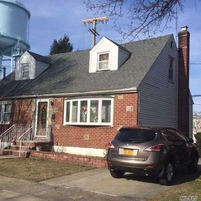 New Hyde Park Single Family Home For Sale: 605 Wayne Ave