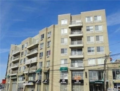 Elmhurst Condo/Townhouse For Sale: 81-15 Queens Boulevard #3H