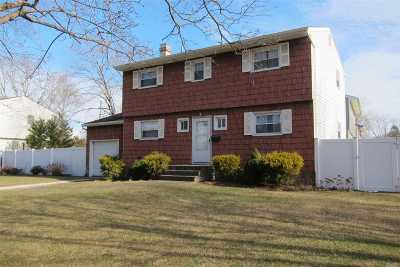 Centereach Single Family Home For Sale: 19 Towne Ln