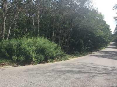 Ridge Residential Lots & Land For Sale: Woodlot Rd