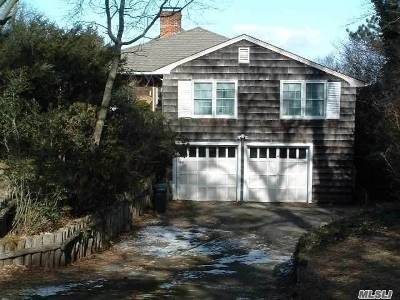 Hampton Bays Single Family Home For Sale: 57 North Rd