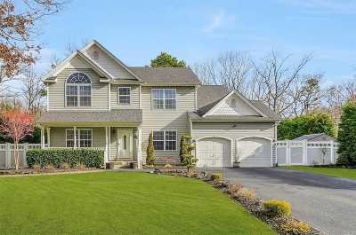 Centereach Single Family Home For Sale: 167 Hammond Ln