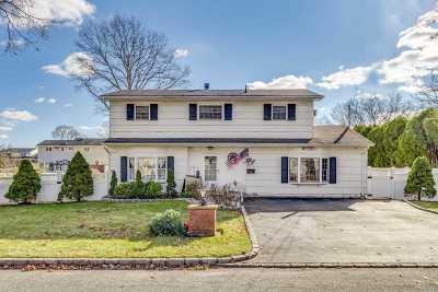Deer Park Single Family Home For Sale: 392 Nicolls Rd