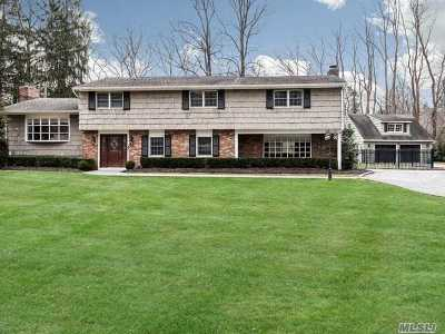 Locust Valley Single Family Home For Sale: 1 Marseille Dr