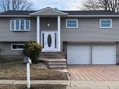 Massapequa Single Family Home For Sale: 119 Spray St
