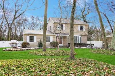 Smithtown Single Family Home For Sale: 58 Lone Oak Path